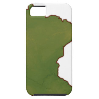 Map of Minnesota iPhone 5 Covers