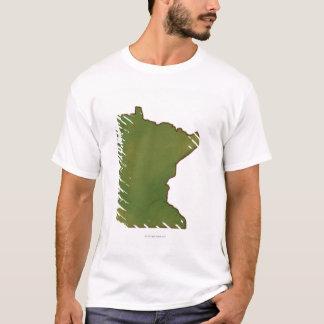 Map of Minnesota T-Shirt