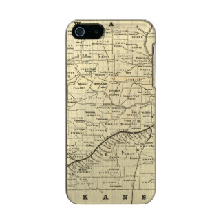 Map of Missouri 2 Incipio Feather® Shine iPhone 5 Case