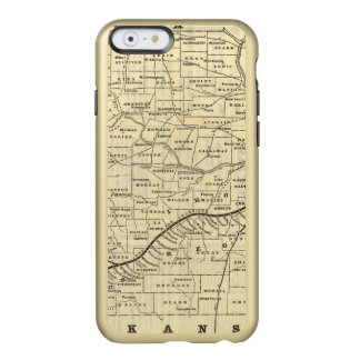 Map of Missouri 2 Incipio Feather® Shine iPhone 6 Case