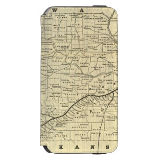 Map of Missouri 2 Incipio Watson™ iPhone 6 Wallet Case