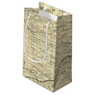 Map of Missouri 2 Small Gift Bag