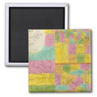 Map of Missouri Magnet