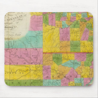 Map of Missouri Mouse Mat