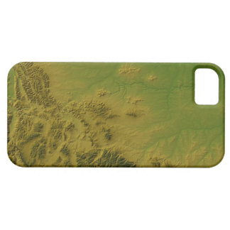 Map of Montana Case For The iPhone 5