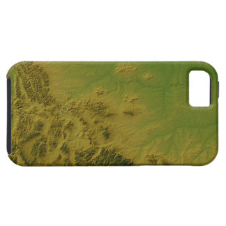 Map of Montana iPhone 5 Case