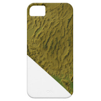 Map of Nevada iPhone 5 Case