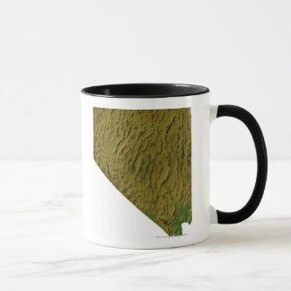 Map of Nevada Mug