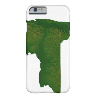 Map of New York State Barely There iPhone 6 Case