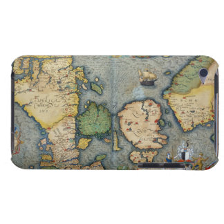 Map of Northern Europe, from 'Civitates Orbis Terr Barely There iPod Case