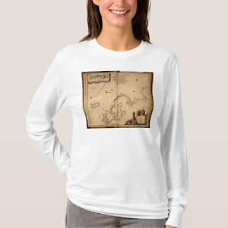 Map of Northern Europe T-Shirt