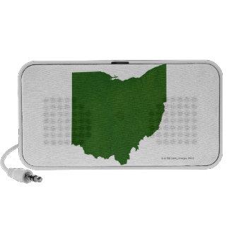 Map of Ohio Speaker