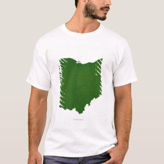 Map of Ohio T-Shirt