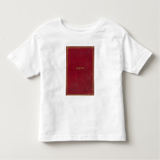 Map of Ohio Toddler T-Shirt