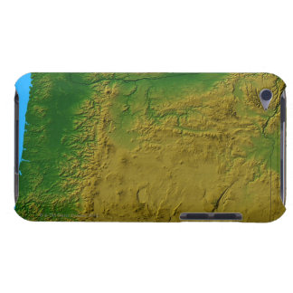 Map of Oregon iPod Touch Covers