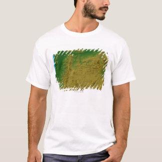 Map of Oregon T-Shirt
