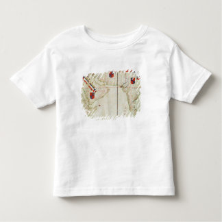 Map of Persia, Arabia and India Toddler T-Shirt