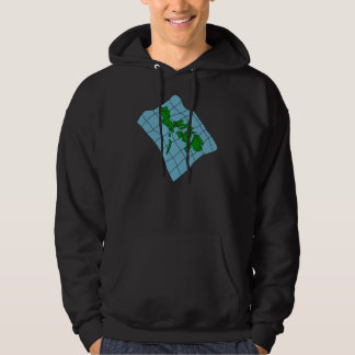 Map Of Philippines Mens Hoodie