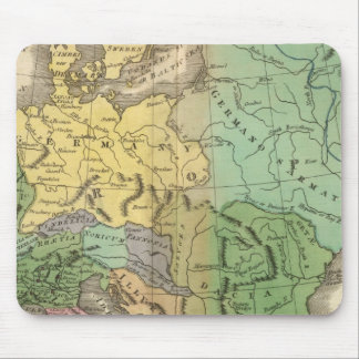Map of Provinces in Roman Empire Mouse Mat