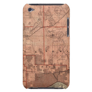 Map of Ramsey County, Minnesota Barely There iPod Cover