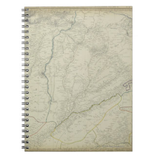Map of River Systems Notebook