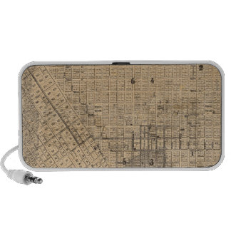 Map of San Francisco Travelling Speaker