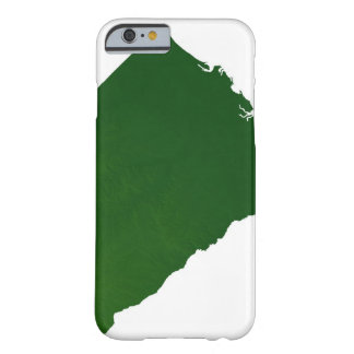Map of South Carolina Barely There iPhone 6 Case