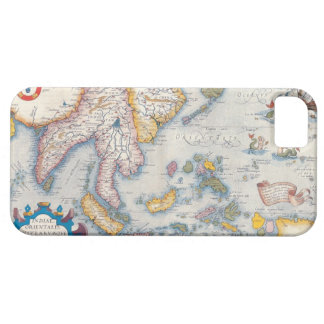 Map of South East Asia 2 iPhone 5 Case