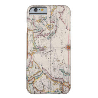 Map of South East Asia Barely There iPhone 6 Case