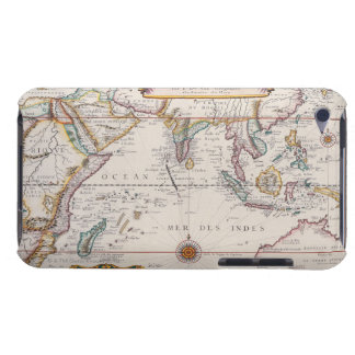 Map of South East Asia Barely There iPod Cases