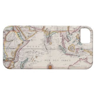 Map of South East Asia Case For The iPhone 5