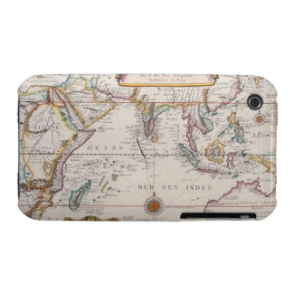 Map of South East Asia Case-Mate iPhone 3 Cases