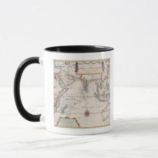 Map of South East Asia Mug