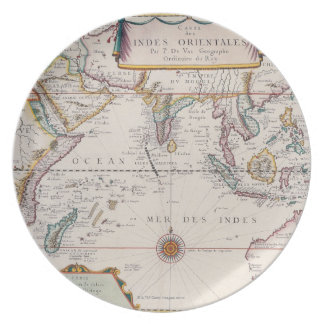 Map of South East Asia Plate