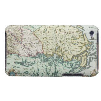 Map of Sweden Barely There iPod Cover