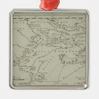 Map of Tartaria in China Christmas Ornament
