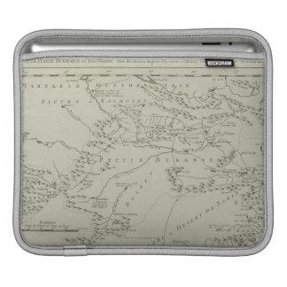 Map of Tartaria in China iPad Sleeve