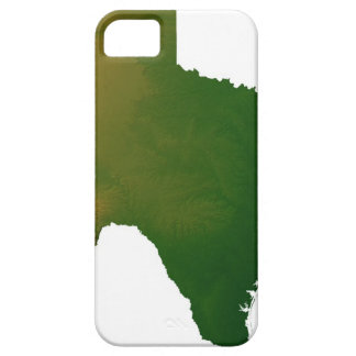 Map of Texas 2 iPhone 5 Cover