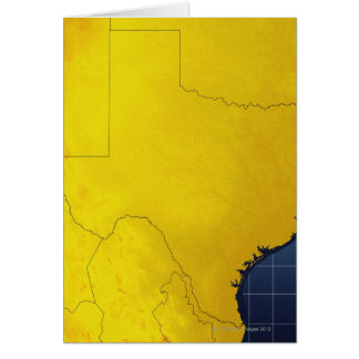 Map of Texas 3 Card