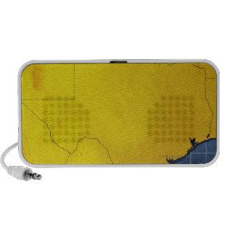 Map of Texas 3 Travel Speakers