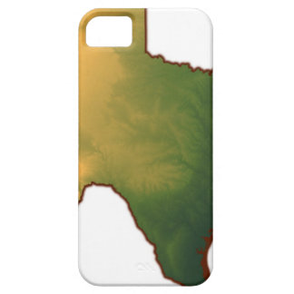 Map of Texas 4 Barely There iPhone 5 Case