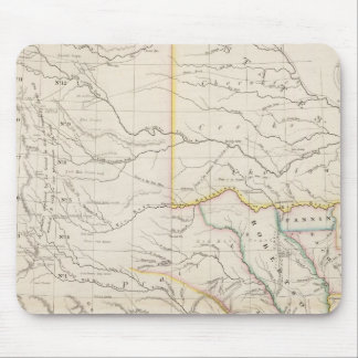 Map of Texas Mouse Mat