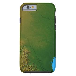 Map of Texas Tough iPhone 6 Case