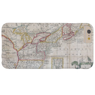 Map of the British Dominions in 1763 Barely There iPhone 6 Plus Case