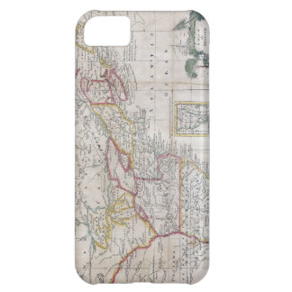 Map of the British Dominions in 1763 iPhone 5C Case