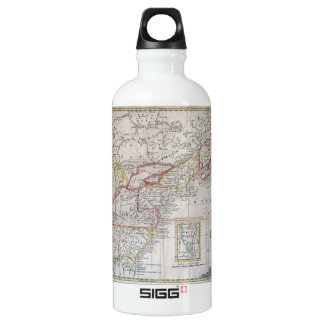 Map of the British Dominions in 1763 SIGG Traveller 0.6L Water Bottle