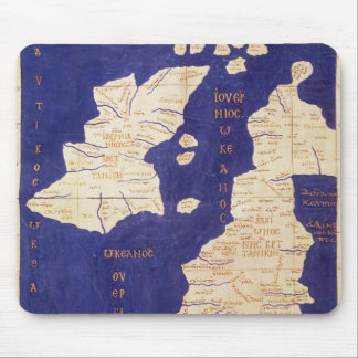 Map of the British Isles, from 'Geographia' Mouse Mat