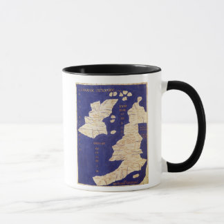 Map of the British Isles, from 'Geographia' Mug