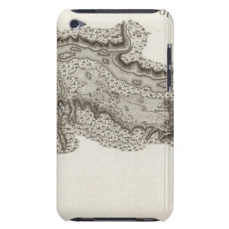 Map of the Country Of The Illinois Barely There iPod Cover