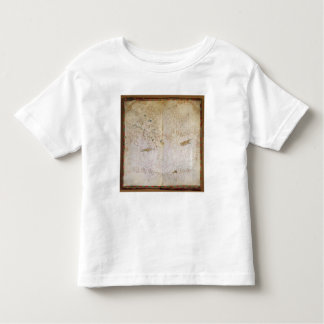 Map of the Eastern Mediterranean Toddler T-Shirt